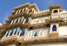 City Palace in Udaipur. Rajasthan, India, Asia Stock Images