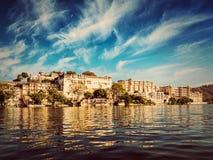City Palace, Udaipus, Rajasthan Royalty Free Stock Photography