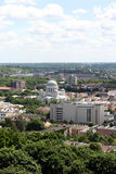 City panorama Royalty Free Stock Images
