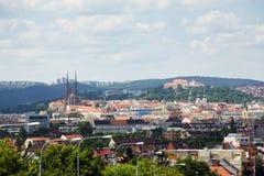 City panorama Stock Image