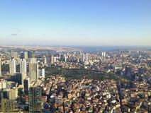 City panorama Stock Photos