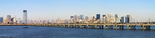 City Panorama Royalty Free Stock Photography