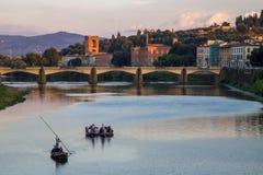City panorama of Rome Stock Photo