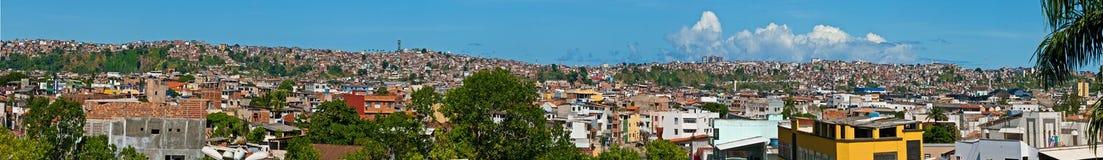 City panorama Royalty Free Stock Image