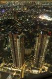 City panorama Royalty Free Stock Photo