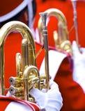 City parade Royalty Free Stock Photos