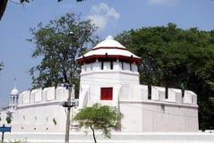 City Parapet Mahakan Fortress in Bangkok, Thailand, Asia Royalty Free Stock Photography