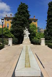 The city of parfum - Grasse, France Royalty Free Stock Photos