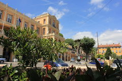 The city of parfum - Grasse, France Royalty Free Stock Images