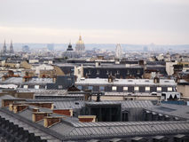 City of Paris, France Stock Photography