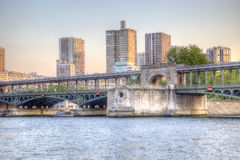 City Paris. HDR Stock Photo