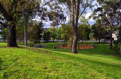 City park Stock Photos