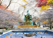 City Park Stock Images