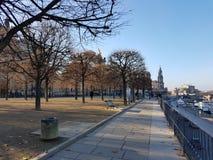 `City park` Stock Image