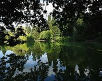 City Park - Laurelhurst Park, Portland, Oregon Stock Photo