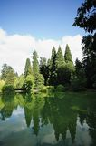 City Park, Laurelhurst, Portland, Oregon  Royalty Free Stock Photo
