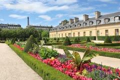 City park. Paris, France. Stock Photo