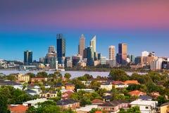 City of Perth. Stock Photo