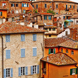 City of Perugia Stock Photography