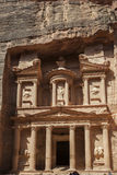 The city of Petra Stock Photography