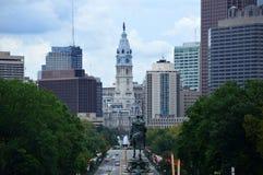 City of  Philadelphia Royalty Free Stock Photography