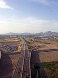 City of Phoenix, AZ Stock Photo