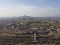 City of Phoenix, AZ Stock Photography