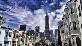 City Photo at Daytime Royalty Free Stock Photo