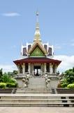 City Pillar Nongkhai Thailand Stock Image