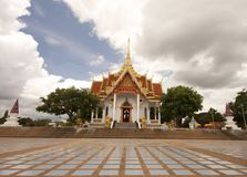 City Pillar north of Thailand. Stock Images