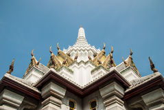 The City Pillar Shrine Royalty Free Stock Photos