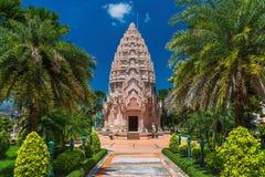 City Pillar Shrine of Buriram, Thailand Stock Photo