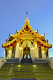 City pillar shrine in Thailand Stock Image