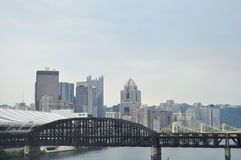 City of Pittsburgh royalty free stock image