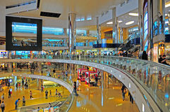 City plaza shopping mall hong kong Royalty Free Stock Photography