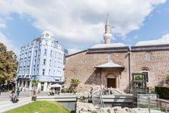 The city of Plovdiv , Bulgaria Stock Photo