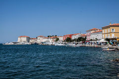 City of Porec Royalty Free Stock Images