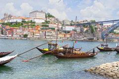 City of Porto Royalty Free Stock Photography