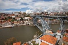 City of Porto Stock Photography
