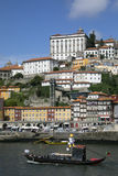 City of Porto in Portugal Royalty Free Stock Image