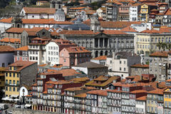 City of Porto - Portugal Royalty Free Stock Photography