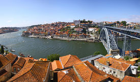 City of Porto, Portugal Royalty Free Stock Image