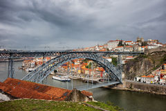 City of Porto in Portugal Royalty Free Stock Photos