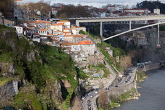 City of Porto in Portugal Stock Photo