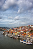 City of Porto in Portugal Royalty Free Stock Photography