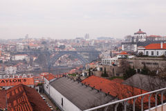 City of Porto, Portugal Stock Image