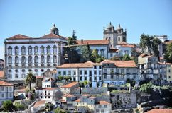 The city of Porto Royalty Free Stock Photo