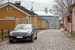 City of Porvoo Royalty Free Stock Image