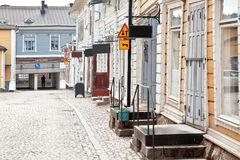City of Porvoo Royalty Free Stock Images
