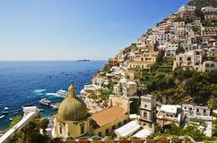 City of Positano Royalty Free Stock Photo